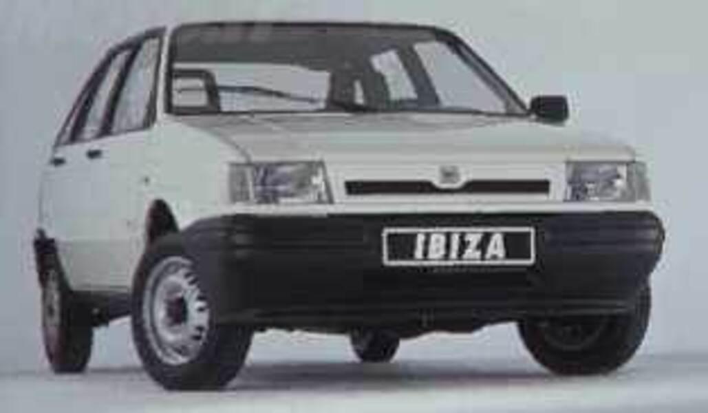 SEAT Ibiza 1.2i cat 5 porte Special