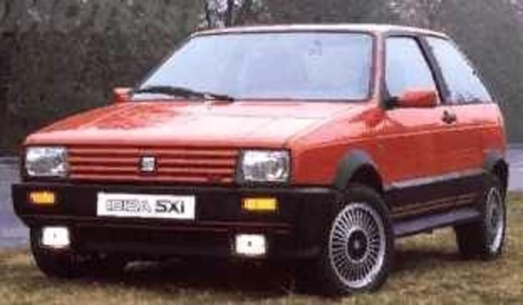 SEAT Ibiza 1.5i 3 porte SXI