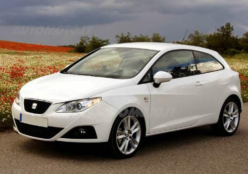 SEAT Ibiza SC 1.9 TDI DPF 3p. Style