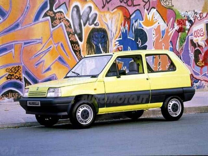 SEAT Marbella (1987-98)