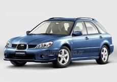 Subaru Impreza Station Wagon (2000-07)