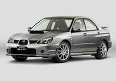 Subaru Impreza (2000-07)