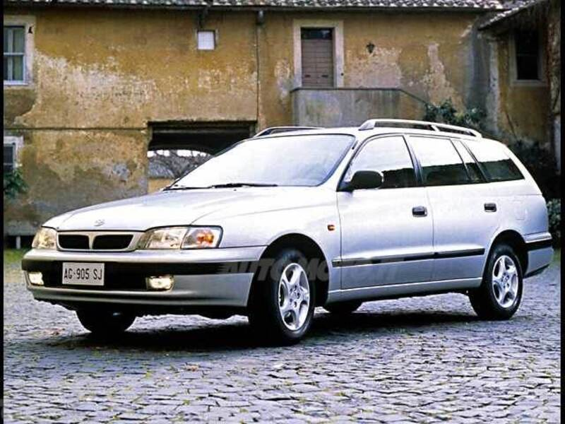 Toyota Carina Station Wagon 16V cat S.W. GLi Limited