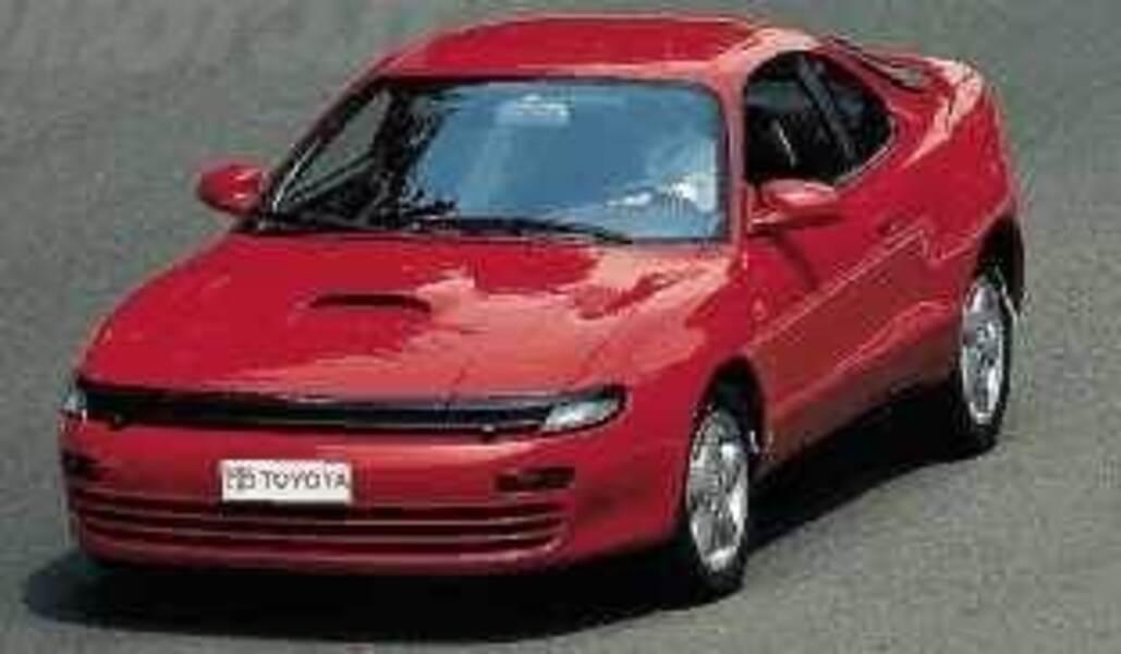 Toyota Celica 2.0i turbo 16V cat 4WD Limited Editiion