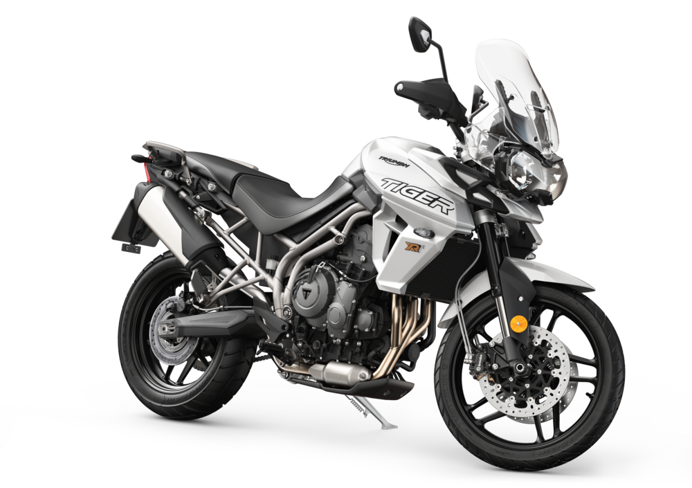 triumph tiger 800 xrx 2018 prezzo e scheda tecnica. Black Bedroom Furniture Sets. Home Design Ideas
