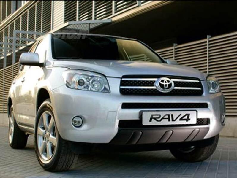 Toyota RAV4 2.0 aut. Sol