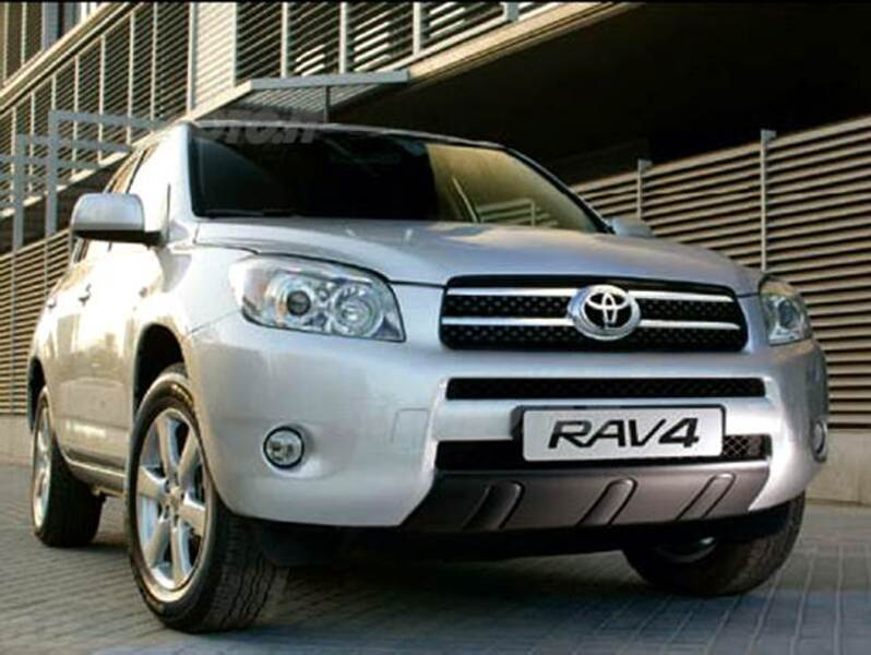 Toyota RAV4 2.2 D-4D 177 CV Luxury