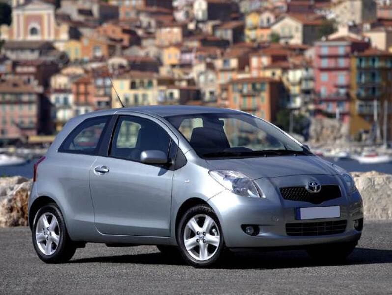 Toyota Yaris 1.D-4D 3 porte Now
