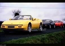 Venturi Venturi Cabrio (1991-94)