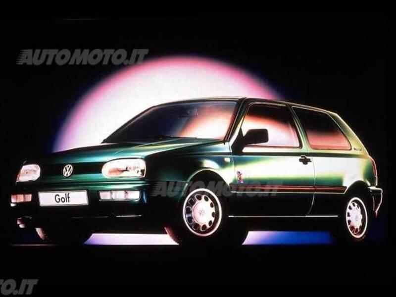 Volkswagen Golf 1.6/101 CV cat 3 porte Movie