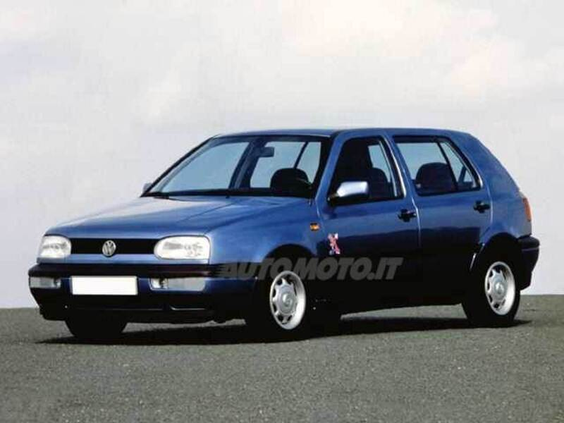 Volkswagen Golf 1.6/101 CV cat 5 porte Movie Air