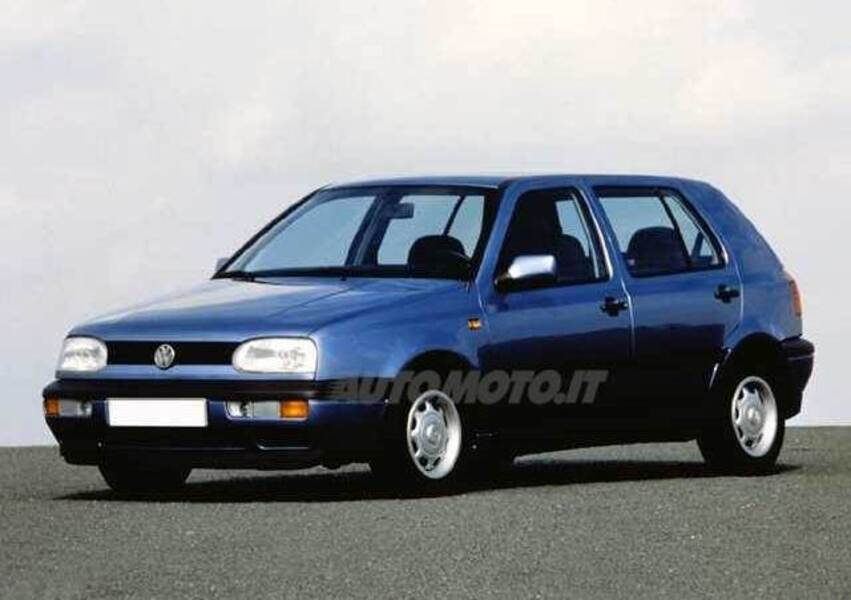 Volkswagen Golf 1.6/75 CV cat 5 porte Movie