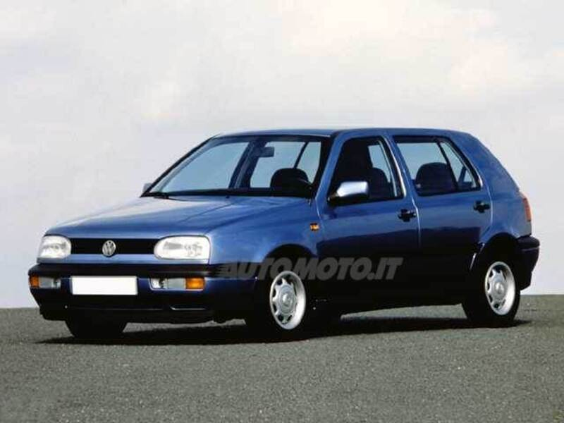 Volkswagen Golf 1.6/75 CV cat 5 porte Movie