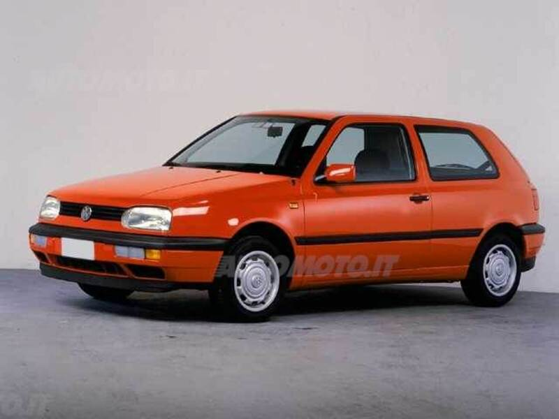 Volkswagen Golf 1.6/75 CV cat 3 porte Movie