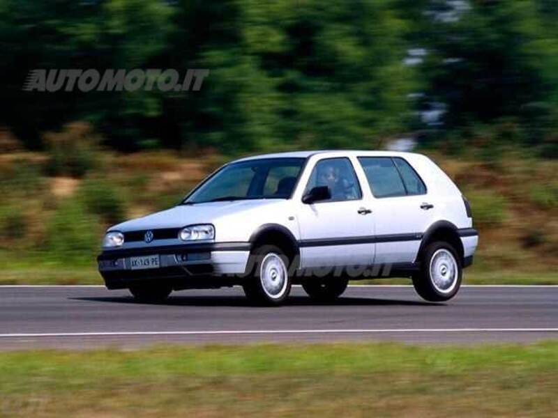 Volkswagen Golf 1.9 TDI/110 CV cat 5p. GT Special