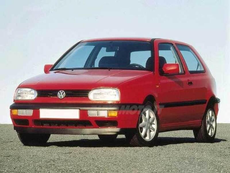 Volkswagen Golf 1.9 TDI cat 3 porte GT
