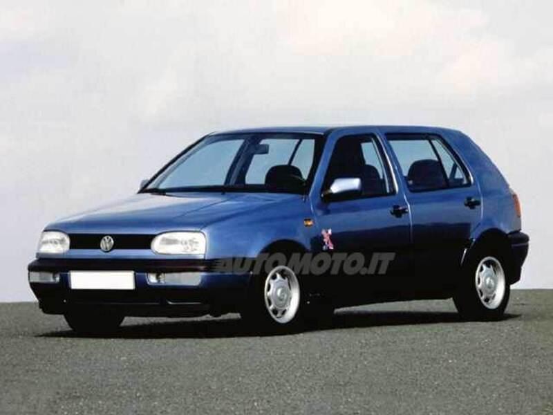 Volkswagen Golf 1.9 TDI/90 CV cat 5 porte Movie