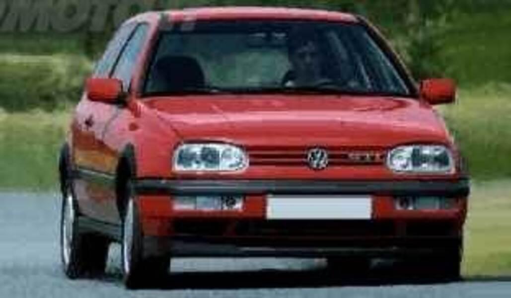 Volkswagen Golf 2.0 cat 3 porte GTI