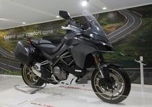 EICMA 2017: Ducati Multistrada 1260, foto, video, dati e prezzi