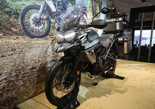 EICMA 2017: Triumph Tiger 800 XC e XR, foto, video e dati