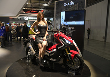 EICMA 2017: Honda X-ADV, foto e dati [VIDEO]