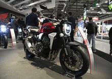EICMA 2017: Honda CB1000R. Foto, video e dati