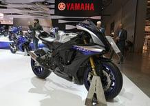 EICMA 2017: Yamaha YZF-R1 e R1M, foto, video e dati