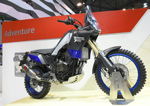 EICMA 2017: Yamaha Ténéré 700 World Raid, foto e dati [VIDEO]