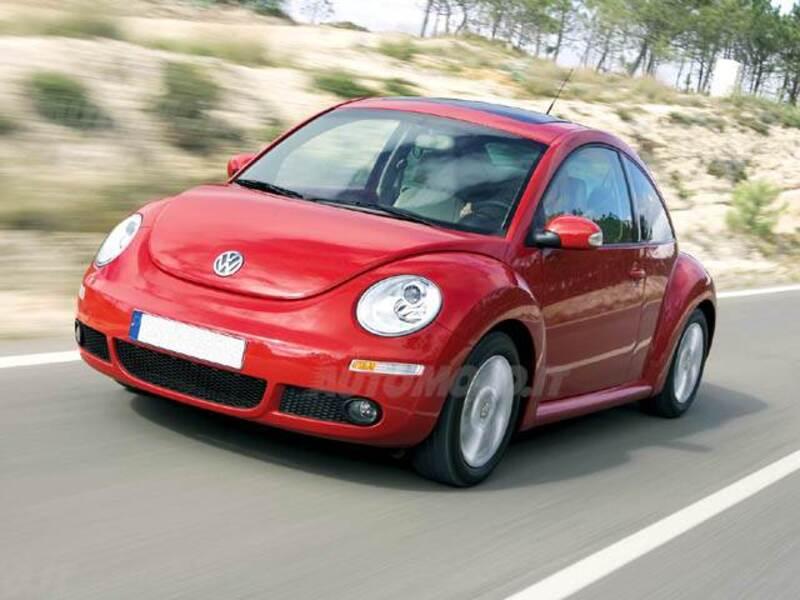 Volkswagen New Beetle tiptronic