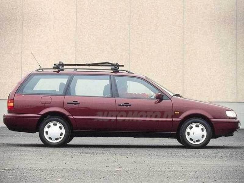 Volkswagen Passat Variant 1.6i cat GLX Active Gore-Tex