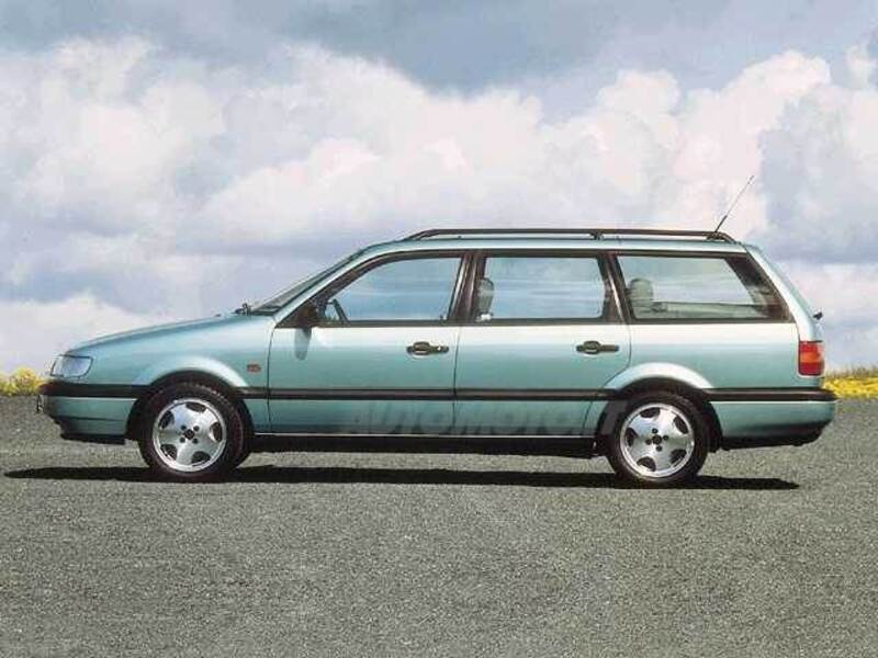 Volkswagen Passat Variant 1.8i cat CLX automatica