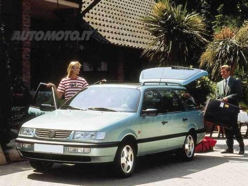 Volkswagen Passat Variant 2.0i 16V cat GLI