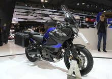 EICMA 2017: Yamaha XT1200ZE Super Ténéré Raid Edition, foto, video e dati