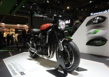 Nuova Kawasaki Z900RS 2018, foto, video e dati
