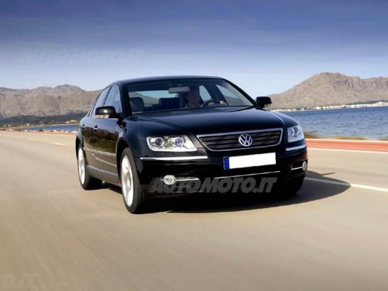 Volkswagen Phaeton V6 TDI DPF 4mot. tip. 5 posti