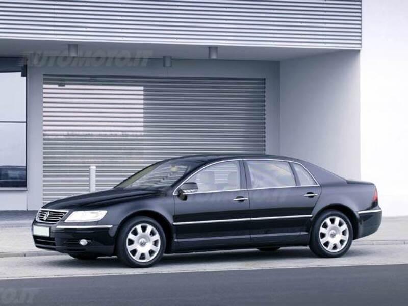 Volkswagen Phaeton 6.0 W12 4mot. tip. 4 posti