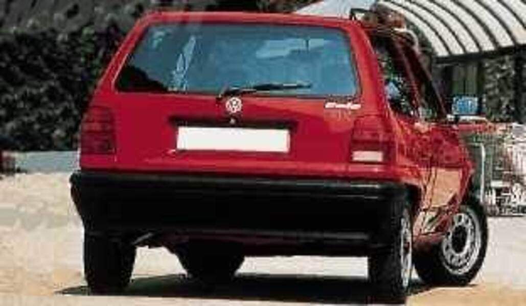 Volkswagen Polo 1400 diesel Fox