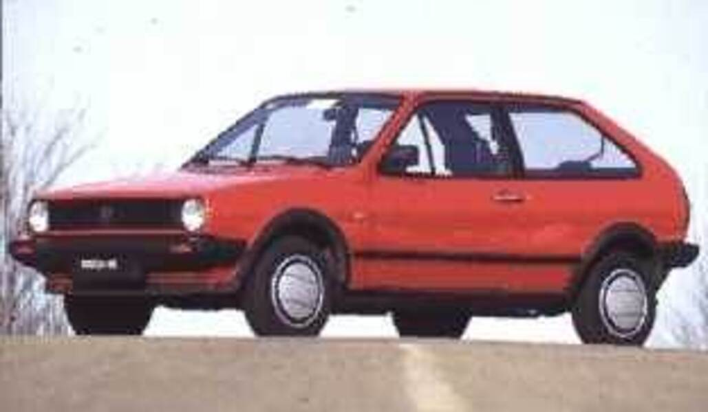 Volkswagen Polo 1000 Coupé CL