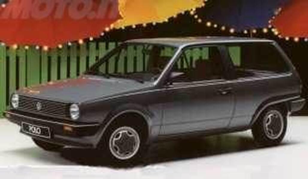 Volkswagen Polo 1000 Fox