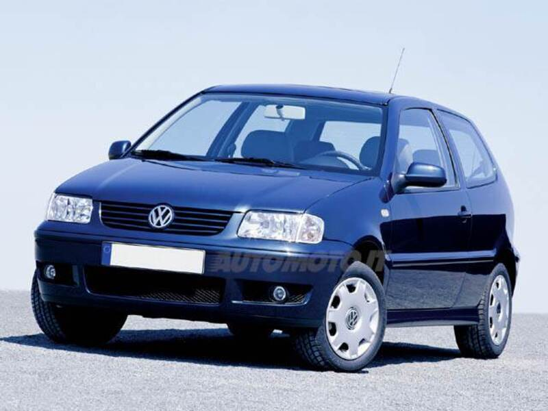 Volkswagen Polo 1.4 16V/101 CV cat 3p. Highline