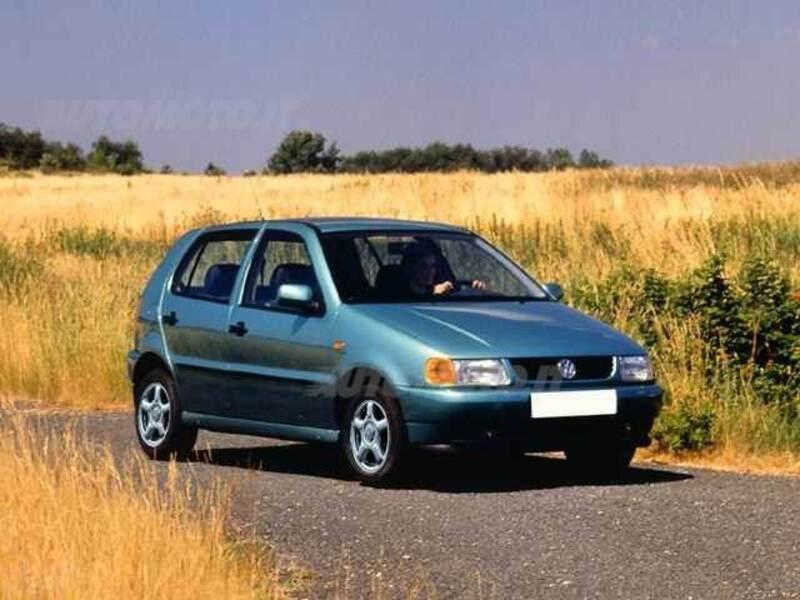 Volkswagen Polo 1.6 cat 5 porte Sportline