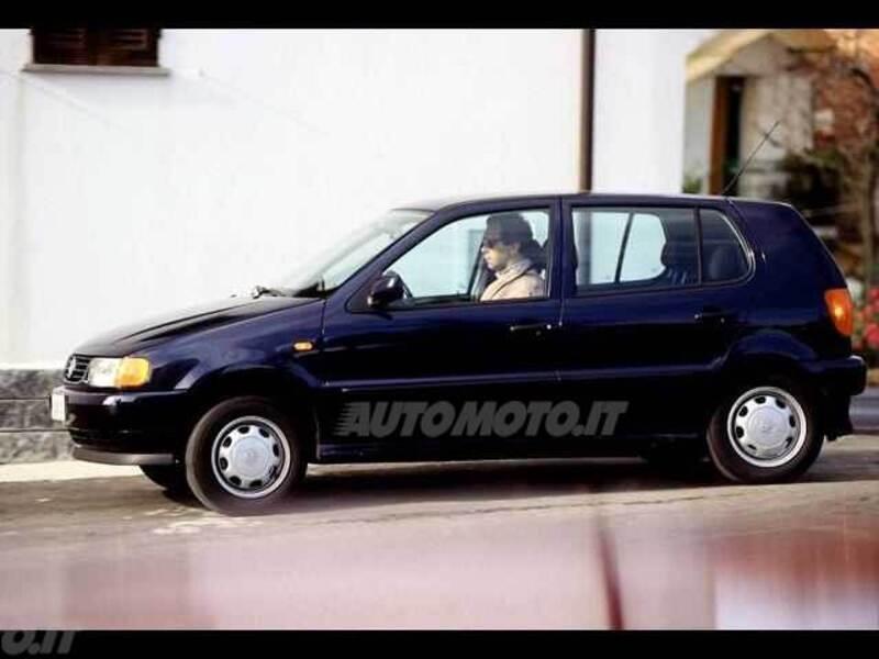 Volkswagen Polo 1.9 diesel cat 5 porte