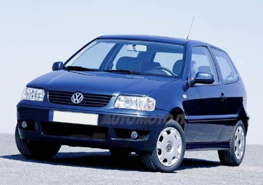 Volkswagen Polo 1.9 SDI cat 3 porte Air