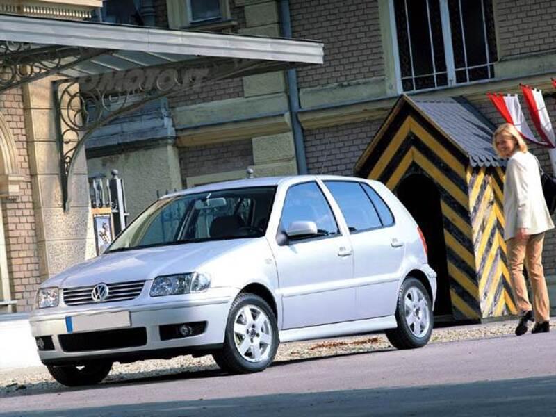 Volkswagen Polo 1.9 SDI cat 5p. Comfortline Air
