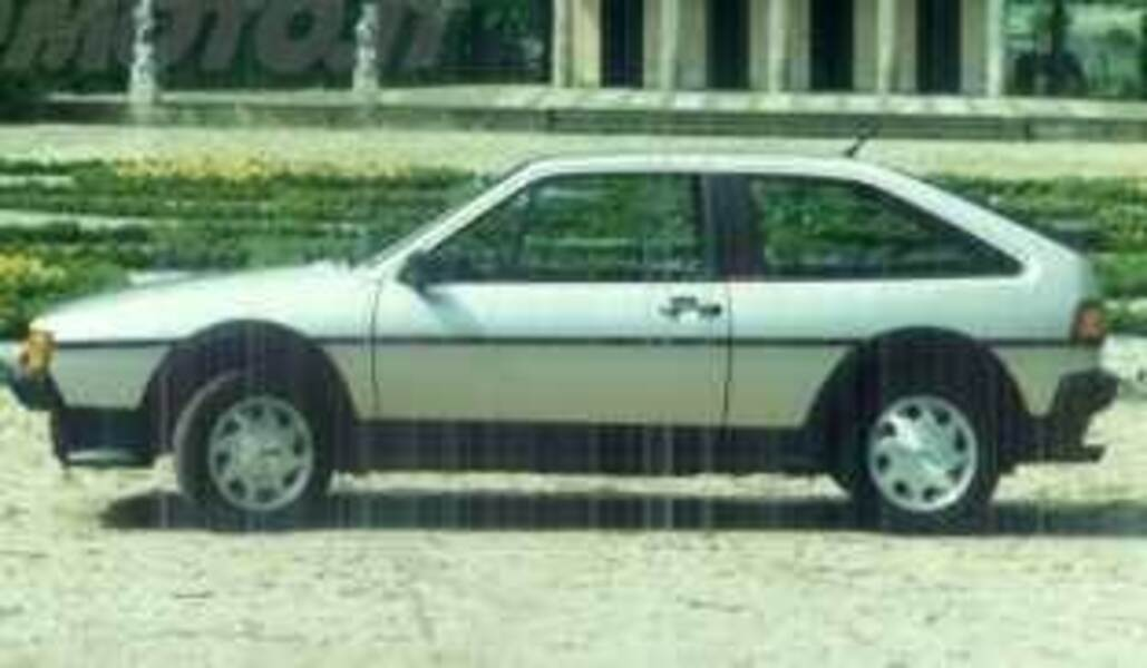 Volkswagen Scirocco 16V GTX (06/1985 - 09/1989): prezzo e scheda