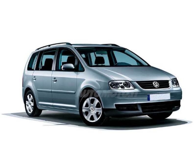 Volkswagen Touran 16V TSI Goal