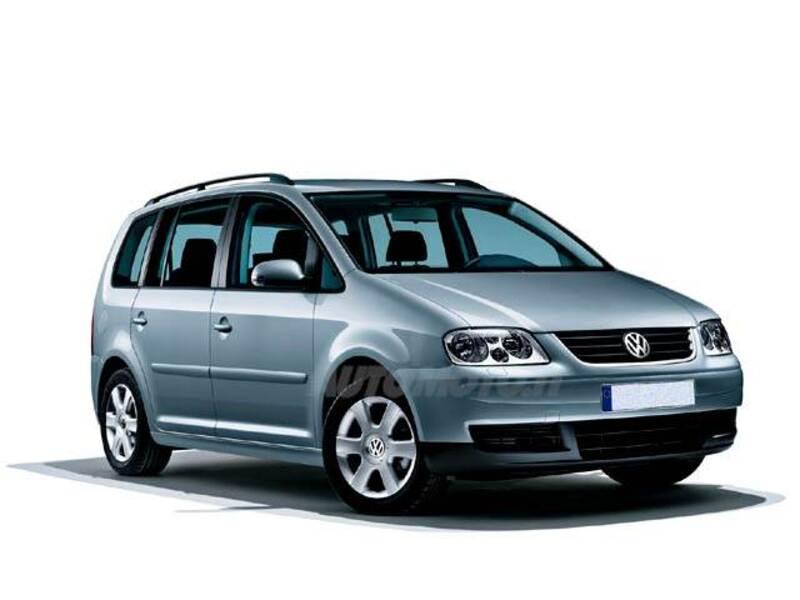 Volkswagen Touran 16V FSI Goal