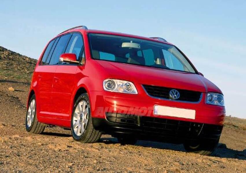 Volkswagen Touran TDI 105CV Conceptline