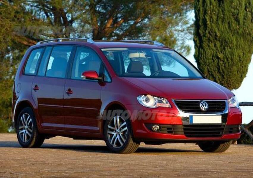 Volkswagen Touran TDI 105CV Trendline