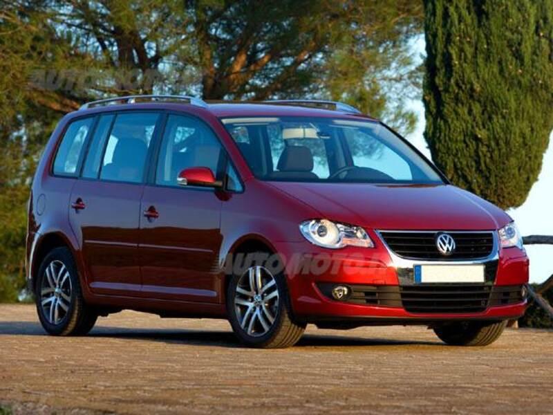 Volkswagen Touran 16V TDI DSG Highline